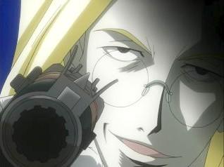 Luke Valentineu0027s Gun (Luke Valentine, Hellsing)